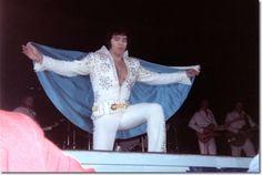 Elvis Presley : April 26, 1973 : International Sports Arena : San Diego, California