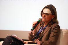 Fernanda Bornhausen Sá no VIP Meeting de Simon Mainwaring no Seminário Social Good Brasil (6/11/12).