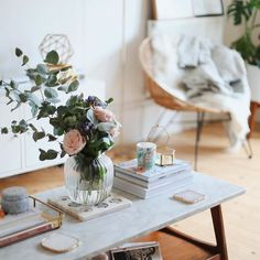 Chatting coffee tables and how to style 'em on the blog today! fancy it?