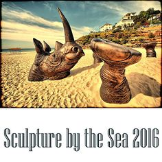 2016 Sculpture by the Sea Poster 1