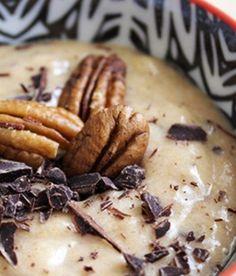 Banana-Lucuma Ice Cream Recipe #vegan