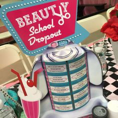 1950's Sock Hop Birthday Party Ideas | Photo 9 of 20 | Catch My Party