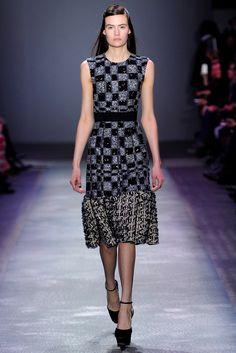 Giambattista Valli Fall 2012 Ready-to-Wear Fashion Show - Maria Bradley