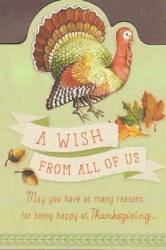 Thanksgiving Greeting Cards, Rooster, Wish, Happy, Ser Feliz, Chicken, Being Happy