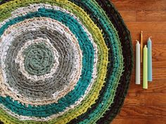 I <3 this. #crafts #turquoise #fabric
