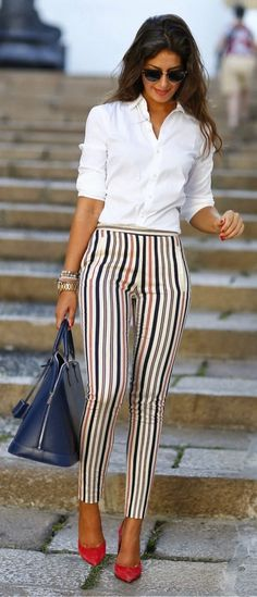 Summer workwear outfit ideas (67)