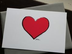 Funny Love you card  love you but I'm over the by glamourGreets