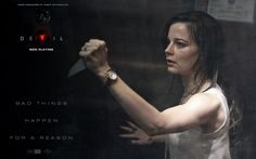 Watch Streaming HD Devil, starring Chris Messina, Caroline Dhavernas, Bokeem Woodbine, Logan Marshall-Green. A group of people are trapped in an elevator and the Devil is mysteriously amongst them. #Horror #Mystery #Thriller http://play.theatrr.com/play.php?movie=1314655
