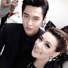mk Kimberly Ann, Mark Prin, Love Story, Idol, Couples, Beautiful, Thailand, Couple