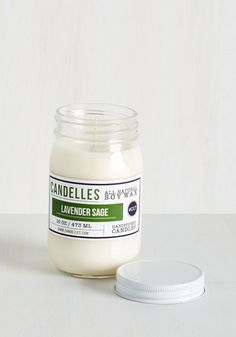 Take Scent-er Stage Candle in Lavender Sage - From the Home Decor Discovery Community at www.DecoandBloom.com