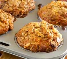 Healthy Banana Nut Bread Muffins Recipe and Its Benefits for Us - All About Health Food Recipes Banana Oat Muffins, Cinnamon Muffins, Banana Oats, Vegan Muffins, Zucchini Muffins, Healthy Muffins, Mini Muffins, Healthy Muffin Recipes, Breakfast Recipes