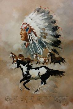 MARK BRAY Oil on Linen ~ MAGIC DOGS  kp