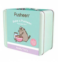 Bake Pusheen Pancake Making Kit