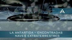 LA ANTARTIDA  ENCONTRADAS   NAVES EXTRATERRESTRES - Pete Peterson - Core...