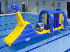Buy cheap and high-quality Aqua Run 38. On this product details page, you can find best and discount Water Obstacle for sale in 365inflatable.com.au
