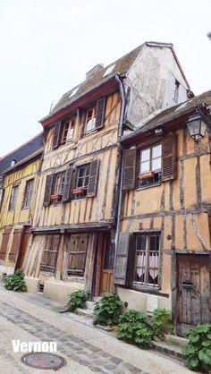 Vernon en France, cité médiévale pleine de charme - Blog d´Elisa N | Voyages, Photos, Inspiration voyage et Lifestyle