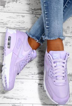 Nike Air Max 90 Lilac Trainers