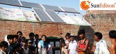 #solar_power, #solar_water_heater Industrial Pumps, Rural India, Solar Water Heater, Antara, Solar Power, Solar Panels, Outdoor Decor, Sun Panels, Solar Powered Water Heater