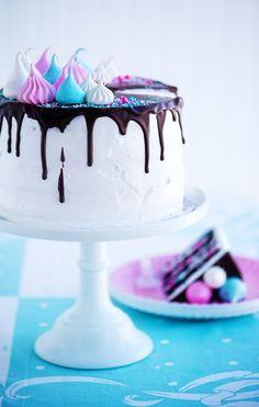 Pastel Dream Cake via Sweetapolita
