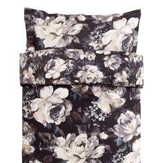 Påslakanset Sympathie Rose, 150x210 cm, 50x60 cm, - Heminredning - Hemtextil - Hemtex Floral Tie, Rose, Bedroom, Pink, Bedrooms, Roses, Dorm Room, Dorm