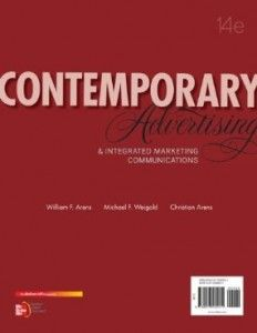 Free test bank for advertising promotion and other aspects of name contemporary advertising and integrated marketing communications author arens edition 14th isbn fandeluxe Image collections