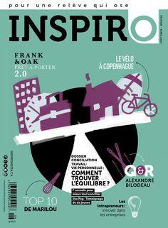 Inspiro magazine février - mars 2014