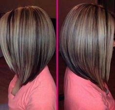 40 Best Bob Hair Color Ideas |