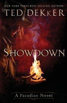 Showdown (Paradise Series, Book 1) (The Books of History Chronicles) by Dekker, Ted (2006) Paperback, http://www.amazon.com/dp/B00HTC4XGE/ref=cm_sw_r_pi_awdm_TkBaub0K0S8QV