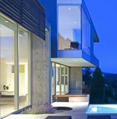 Architecture. Homes