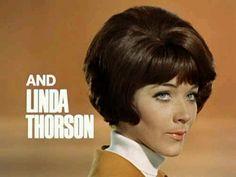 THE AVENGERS: Linda Thorson as Tara King