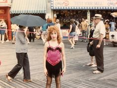 On the anniversary of 'Beaches,' actress Mayim Bialik—who played a young Bette Midler—shares personal, behind-the-scenes photos and memories. Beaches Film, Mayim Bialik, Bette Midler, Scene Photo, 30th Anniversary, Personal Photo, Behind The Scenes, Culture, Actresses