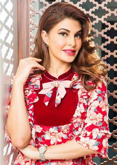 Cute Jacqueline Fernandez in Read Dress Indian Bollywood Actress, Bollywood Girls, Beautiful Bollywood Actress, Bollywood Stars, Beautiful Indian Actress, Bollywood Fashion, Indian Actresses, Bollywood News, Indian Celebrities