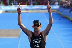 ITU Triathlon World Cup Chris G.