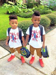 Ashley fulton Little Boy Outfits, Little Boy Fashion, Toddler Boy Outfits, Baby Boy Fashion, Family Outfits, Toddler Fashion, Kids Outfits, Kids Fashion, Cute Black Kids