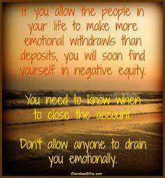 emotionally draining friends