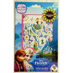 """DISNEY Bloc de 250 Stickers """" LA REINE DES NEIGES  6.96€ LIVRAISON GRATUITE http://www.priceminister.com/offer?action=desc&aid=2135106515&productid=1376181124"""