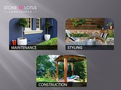 At Stone Lotus Landscapes Pty Ltd, we have a proficient team of gardeners and landscapers that enables us to create the exceptional garden and courtyard design in Sydney, at customers' premises. Our charges are quite nominal that fit right into your budget.