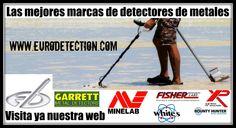 ¡¡Las mejores marcas de detectores de metales están en www.eurodetection.com!! ¡¡Entra ya y disfruta!! #Eurodetection #DetectorMetal #DetectoresdeMetales #ComprarDetector #Hobby #MetalDetecting #Detectoaficionados #Minelab #Tesoro #XPMetalDetectors #Whites #BountyHunter #Garrett #Fisher                             