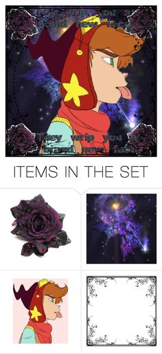 """""""New Icon"""" by heartless241 ❤ liked on Polyvore featuring art"""