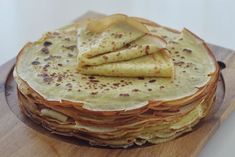 Pancakes, Food And Drink, Snacks, Breakfast, Sweet, Ethnic Recipes, Desserts, Puddings, Martha Stewart
