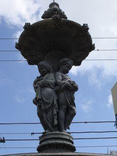 Detalhe do Chafariz, Pelotas, RS