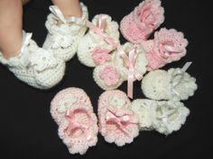 Pretty New Born  3 Month Baby Girl Crochet by memoriesbygrace, $8.50