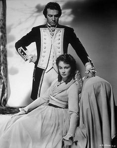 Laurence Olivier and Vivien Leigh in That Hamilton Woman