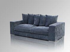 Amaris Elements Sofa Blau-Grau kaufen im borono Online Shop