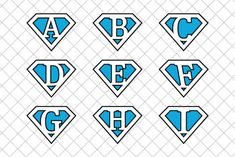 super alphabet letters rounded alphabet letters rounding and filing