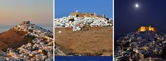 View to Chora - #Astypalaia Visit: