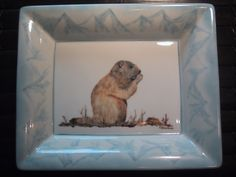 marmotte Fragile, Limoges, Comme, Creations, China Painting, Hands