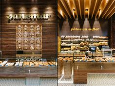 Panemar Polus Center Bakery by Todor Cosmin Studio, Cluj-Napoca – Romania » Retail Design Blog
