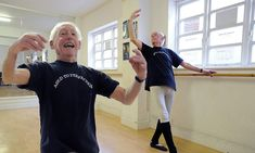 John Lowe dancing at age 91. Proof that you can learn to dance or just enjoy dancing at any age.