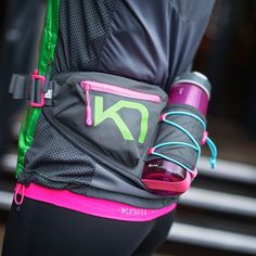NEW IN! What you've been asking for is finally it's here! A hip hydration belt from #karitraa. Your perfect companion for urban trainings